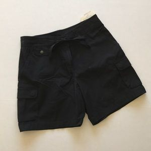 🆕 Jones New York Sport Black Shorts